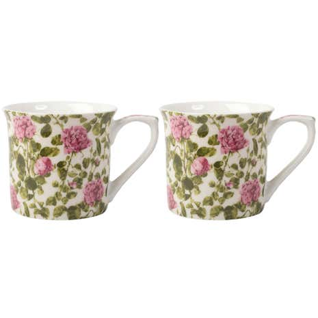 V&A Set of 2 Wild Centuries Palace Mugs