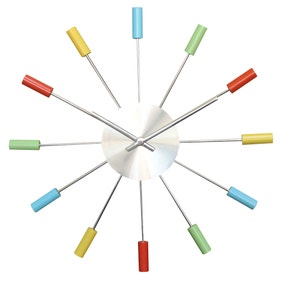 Elements Sputnik Clock