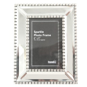 Sparkle Edge Photo Frame