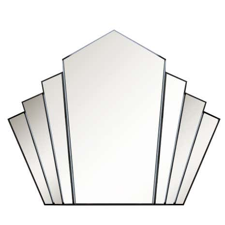 Deco Fan Mirror
