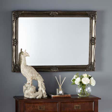 Dorma Swept Bevelled Mirror
