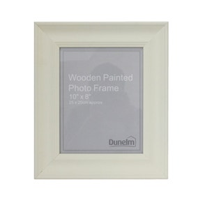 Cream Painted Wooden Frame