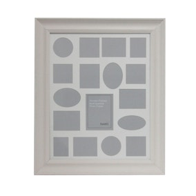 Grey Painted Aperture Frame