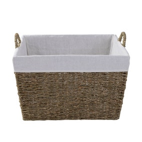Seagrass Tapered Basket