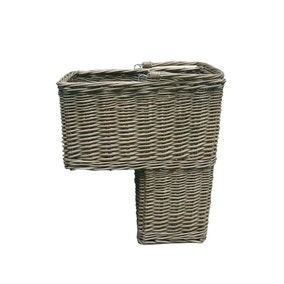 Willow Stair Basket