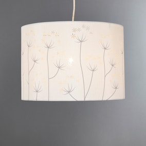 Allium Ivory Laser Cut Shade