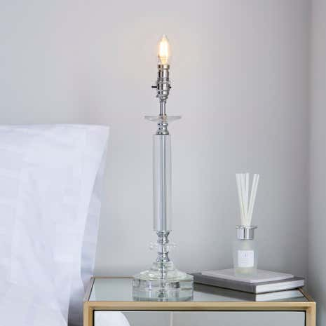 Hale Crystal Table Lamp Base