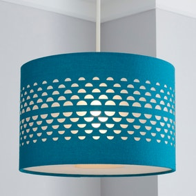 Hanbury Cut Out Teal Shade
