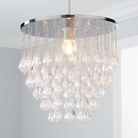 Lamp Shades Decorative Light Shades – Chandelier with Lamp Shades