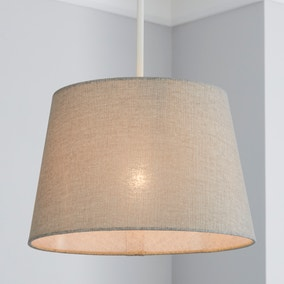 Sara Grey Dia. 25cm Tapered Light Shade