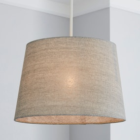 Sara Grey Dia. 30cm Tapered Light Shade
