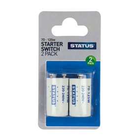 Status Pack of 2 70-125 Watt Starter Switch