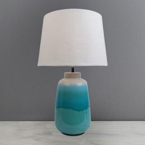 Tide Aqua Reactive Table Lamp