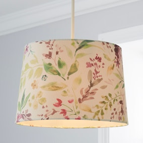 Wisley Small Fabric Light Shade