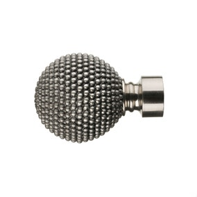 Mix and Match Dia. 16/19mm Studded Ball Finials
