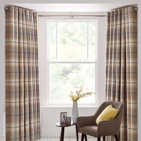 stainless steel 4m eyelet bay pole dunelm. Black Bedroom Furniture Sets. Home Design Ideas