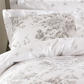 Holly Willoughby Ruby Grey Pillowcase Pair