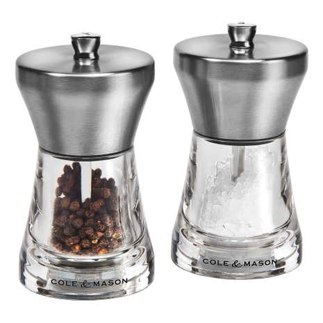 Cole and Mason Chester Salt and Pepper Gift Set