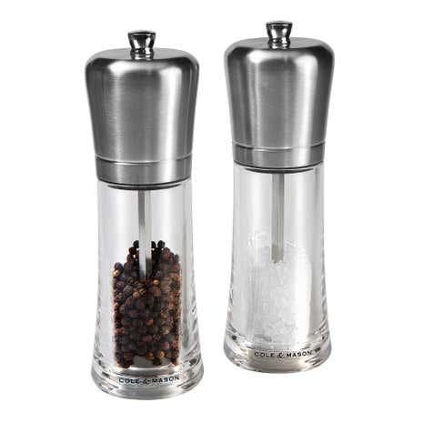 Cole and Mason Sandown Salt and Pepper Gift Set
