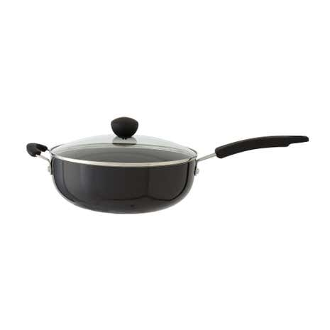 Dunelm 26cm Aluminium Everyday Pan