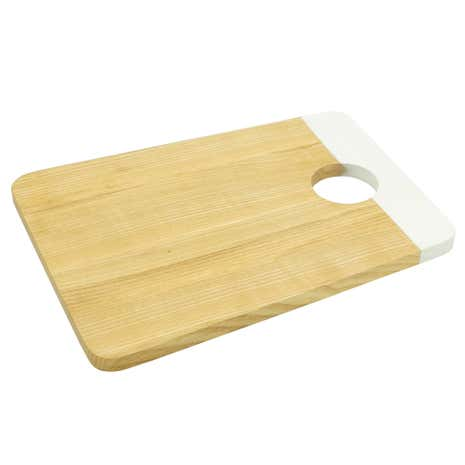 Elements Ashwood Curved Chopping Board