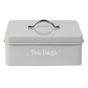 Housekeeper Grey Tea Tin