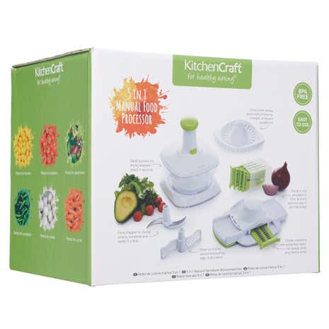Kitchen Craft 5 in 1 Processor