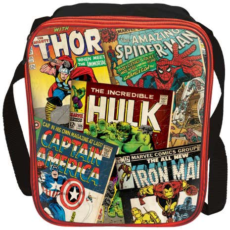 Marvel Comic Lunch Bag