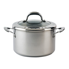Meyer 6.2L Covered Stock Pot