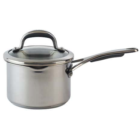 Meyer Stainless Steel Saucepan