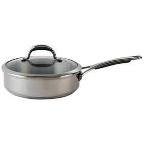 Meyer Stainless Steel 24cm Saute Pan
