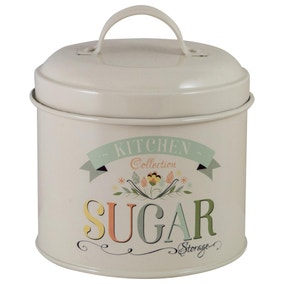 Pastel Kitchen Sugar Tin