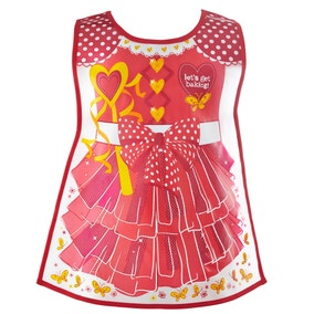 Princess Butterfly PEVA Tabard