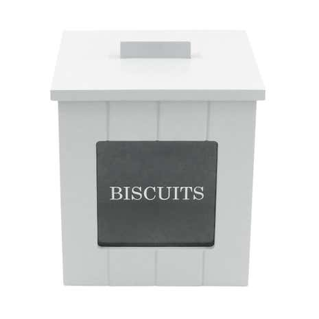 Secret Garden Biscuit Canister