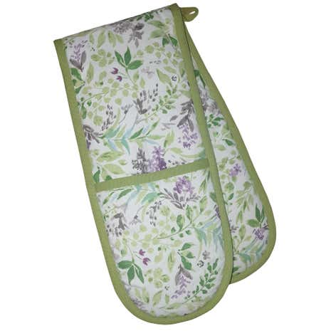 Secret Garden Double Oven Glove