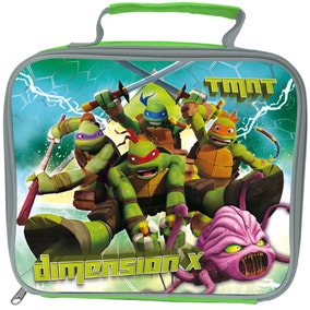 TMNT Lunch Bag