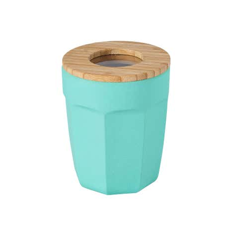 Bamboo Storage Canister Mint