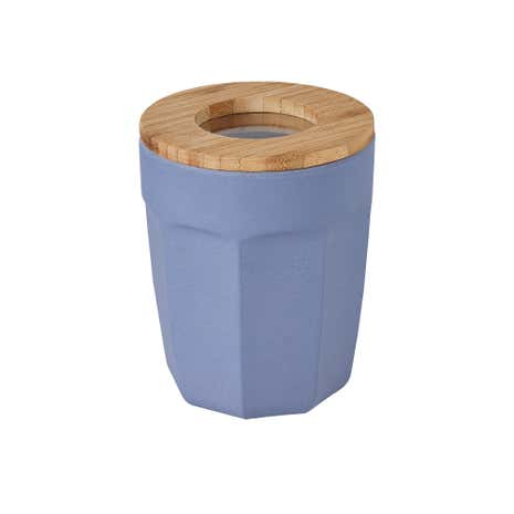 Purple Bamboo Canister