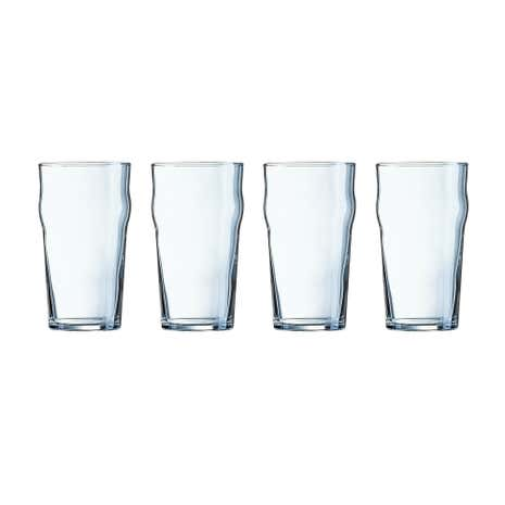 Beer Glass 4 Pack