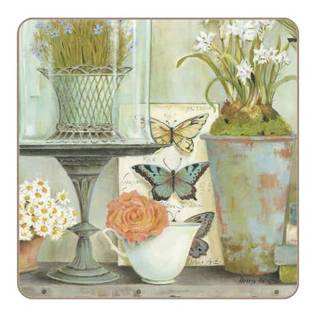 Bell Jar Pack of 4 Coasters