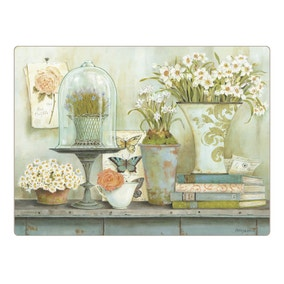 Bell Jar Pack of 4 Placemats