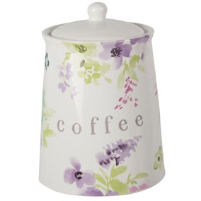 Wisley Coffee Canister