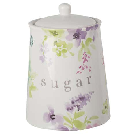 Wisely Sugar Canister