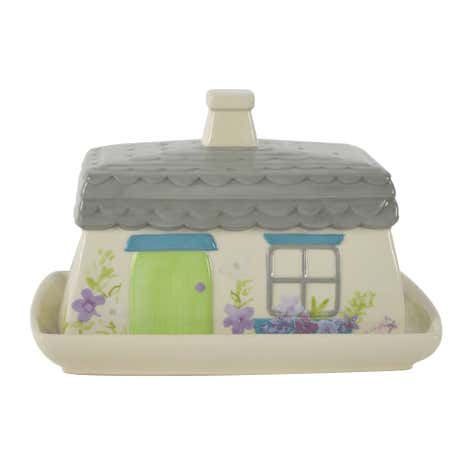 Cottage Butter Dish