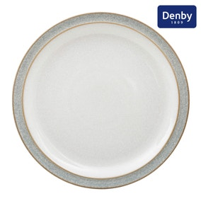 Denby Elements Grey Side Plate