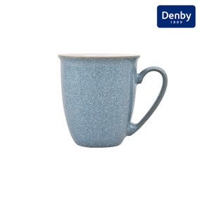 Denby Elements Blue Mug