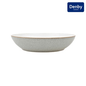 Denby Elements Grey Pasta Bowl
