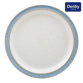 Denby Elements Blue Side Plate