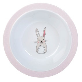 Katy Rabbit Melamine Bowl