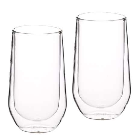 Le 'Xpress 380ml Double Walled Set of 2 Highball Glasses